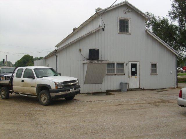 Livestock Sale Barn, Wahoo, NE