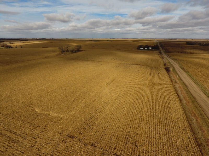 120 Acres Dryland & Pasture, West of Staplehurst, NE