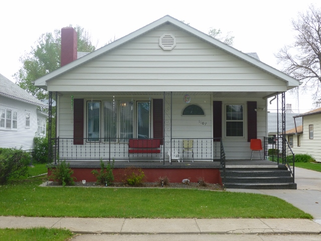 2 Bedroom Home, 1107 South D Street