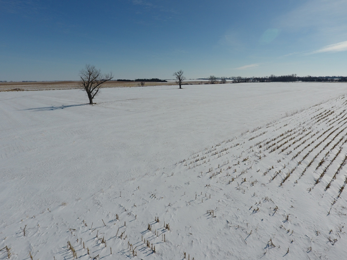 160 Acres Combination Farm, Northwest of Creighton, NE
