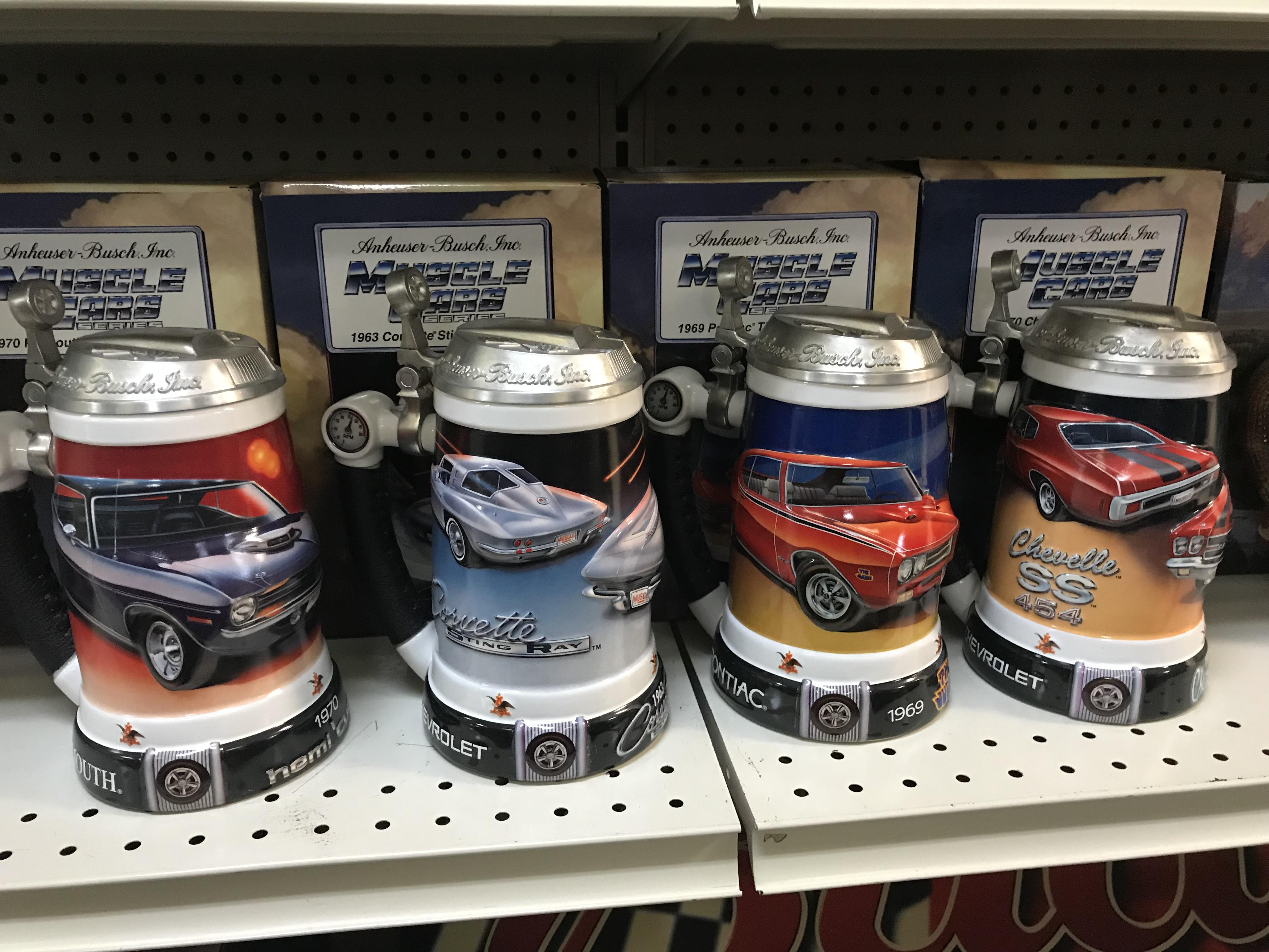 Budweiser-Muscle-Car-Series-Steins-w-Boxes.jpg