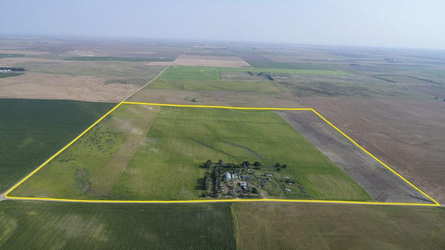 161.29+/- Acres Deuel County, Nebraska