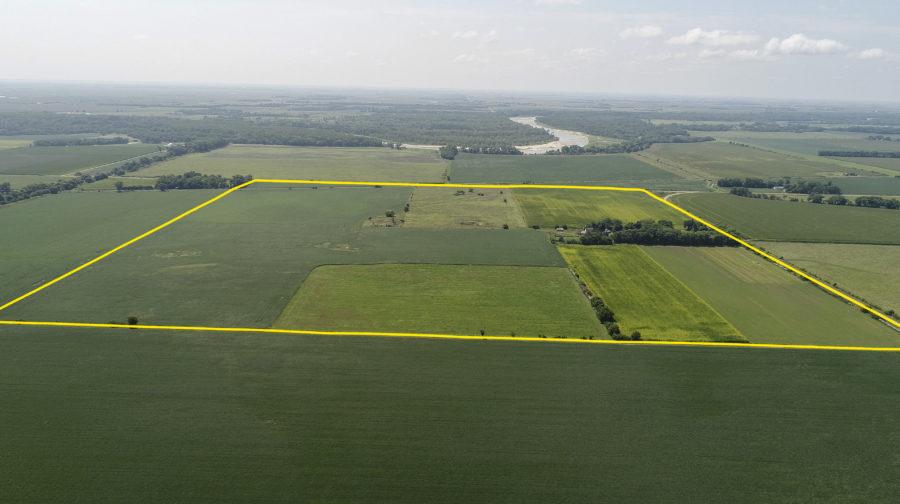 Land Auction 156.98+/- Acres Platte County, Nebraska