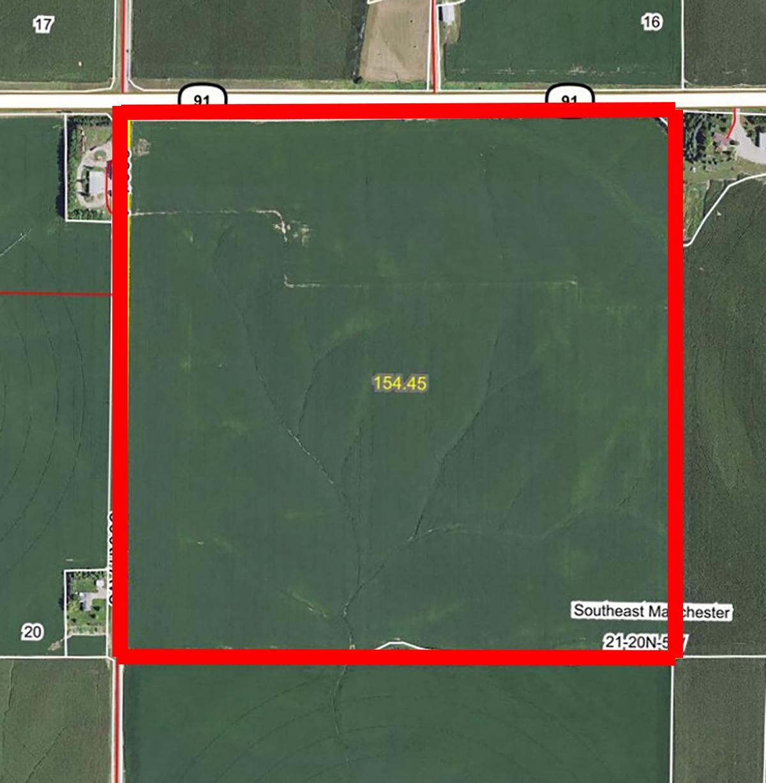 Aerial Map B1
