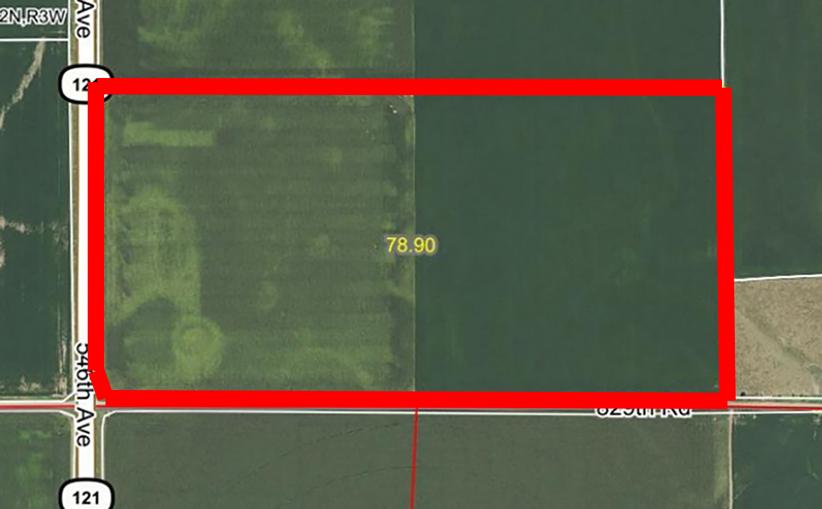 Aerial Map M3