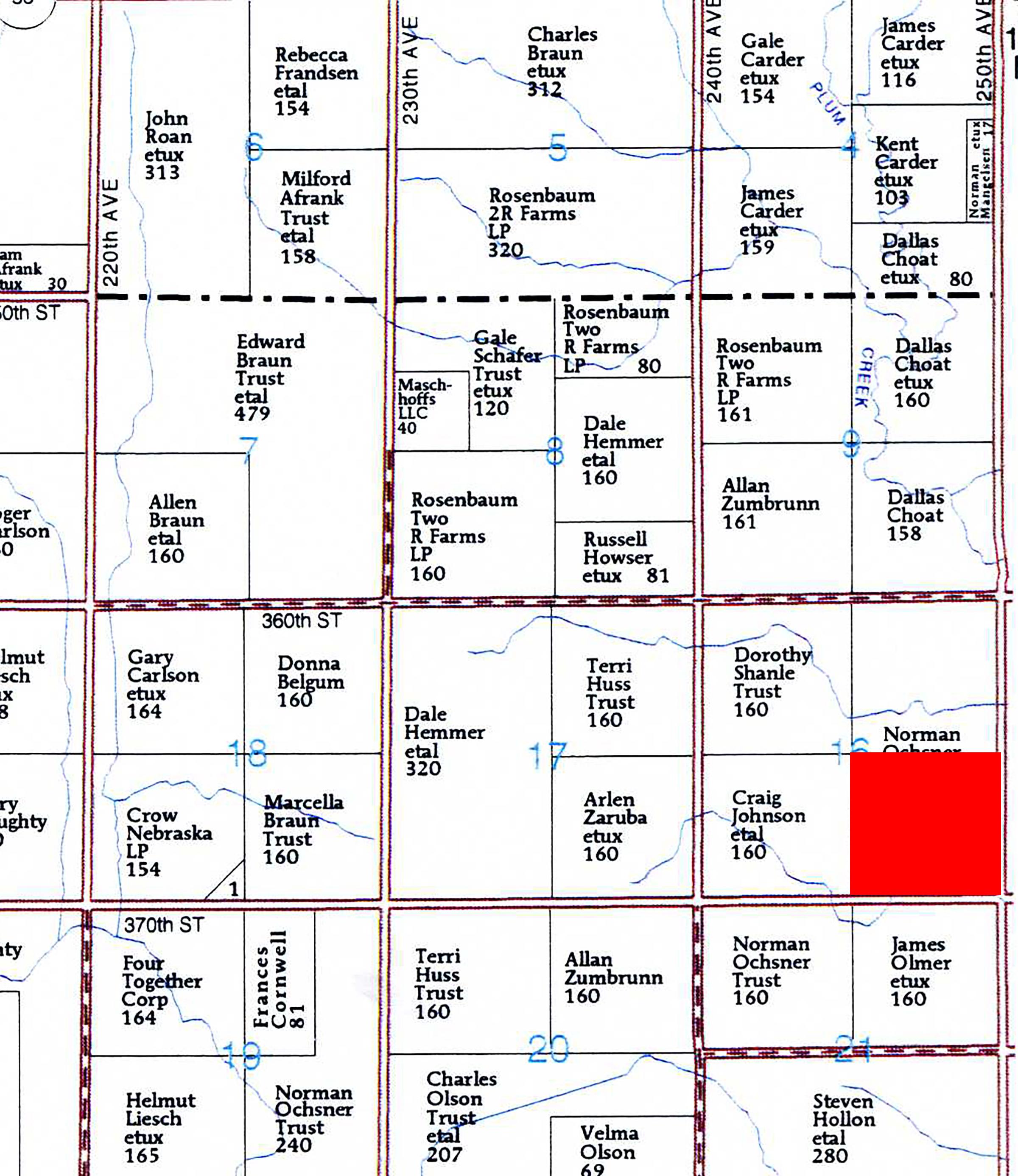 Plat Map B3