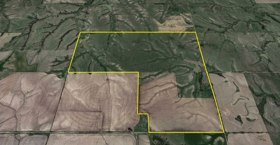 Land Auction 475+/- Acres Nance County, Nebraska