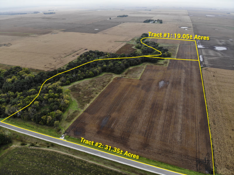 50.4+/- Acres Hamilton County, Iowa