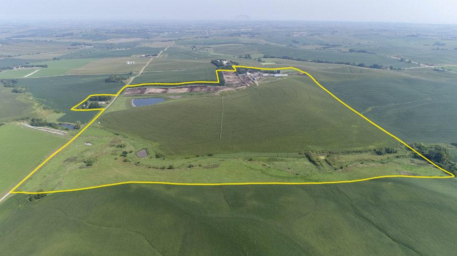 200.1+/- Acres Thurston County, Nebraska