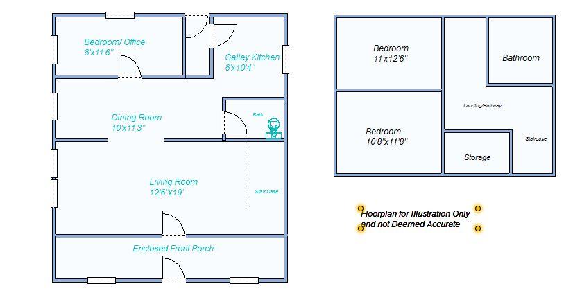 Floor Plan 206 Kansas