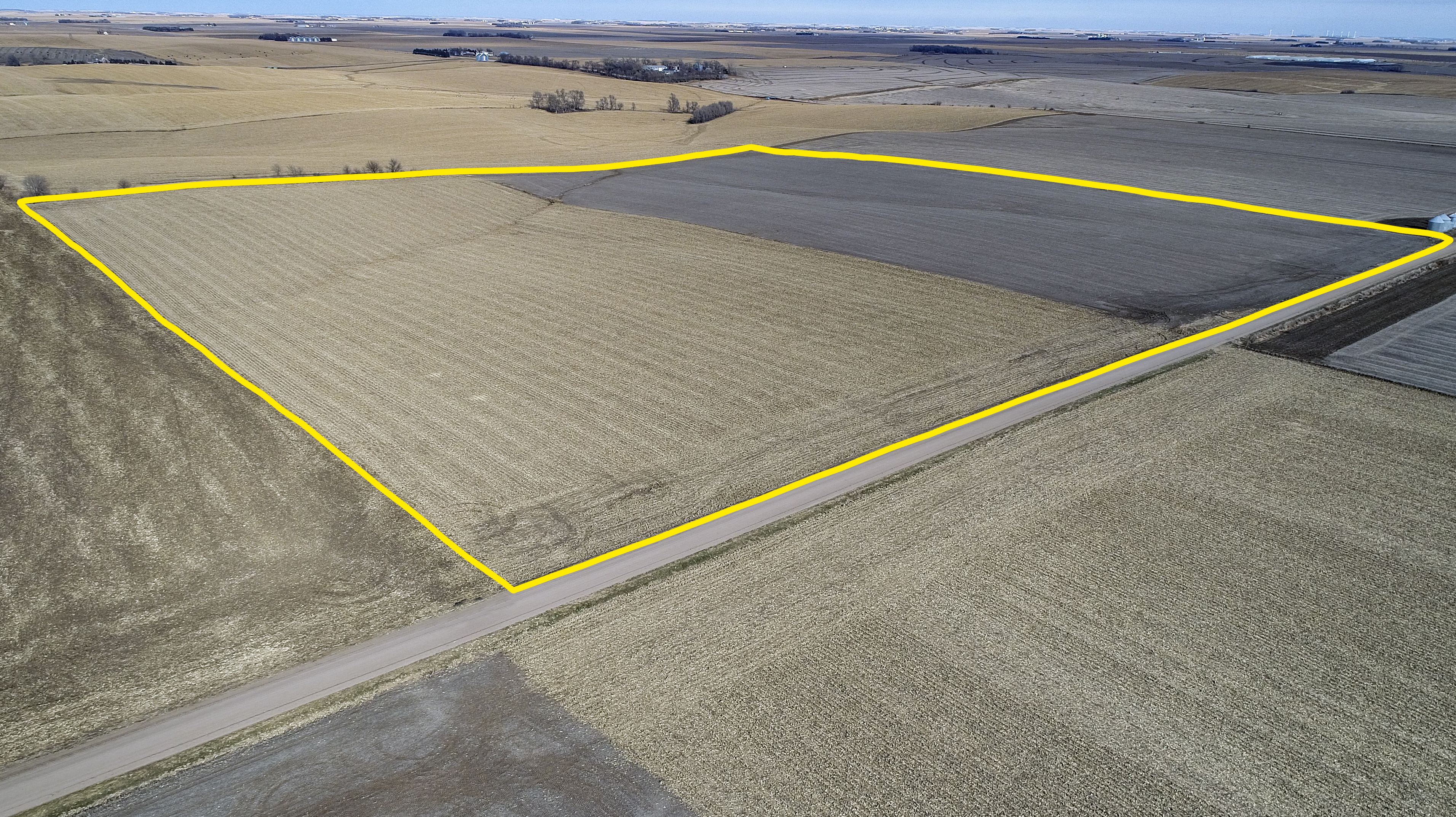 Land Auction 40+/- Acres Platte County, Nebraska