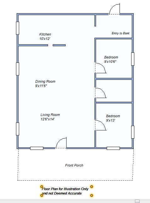 455 W 6th floorplan
