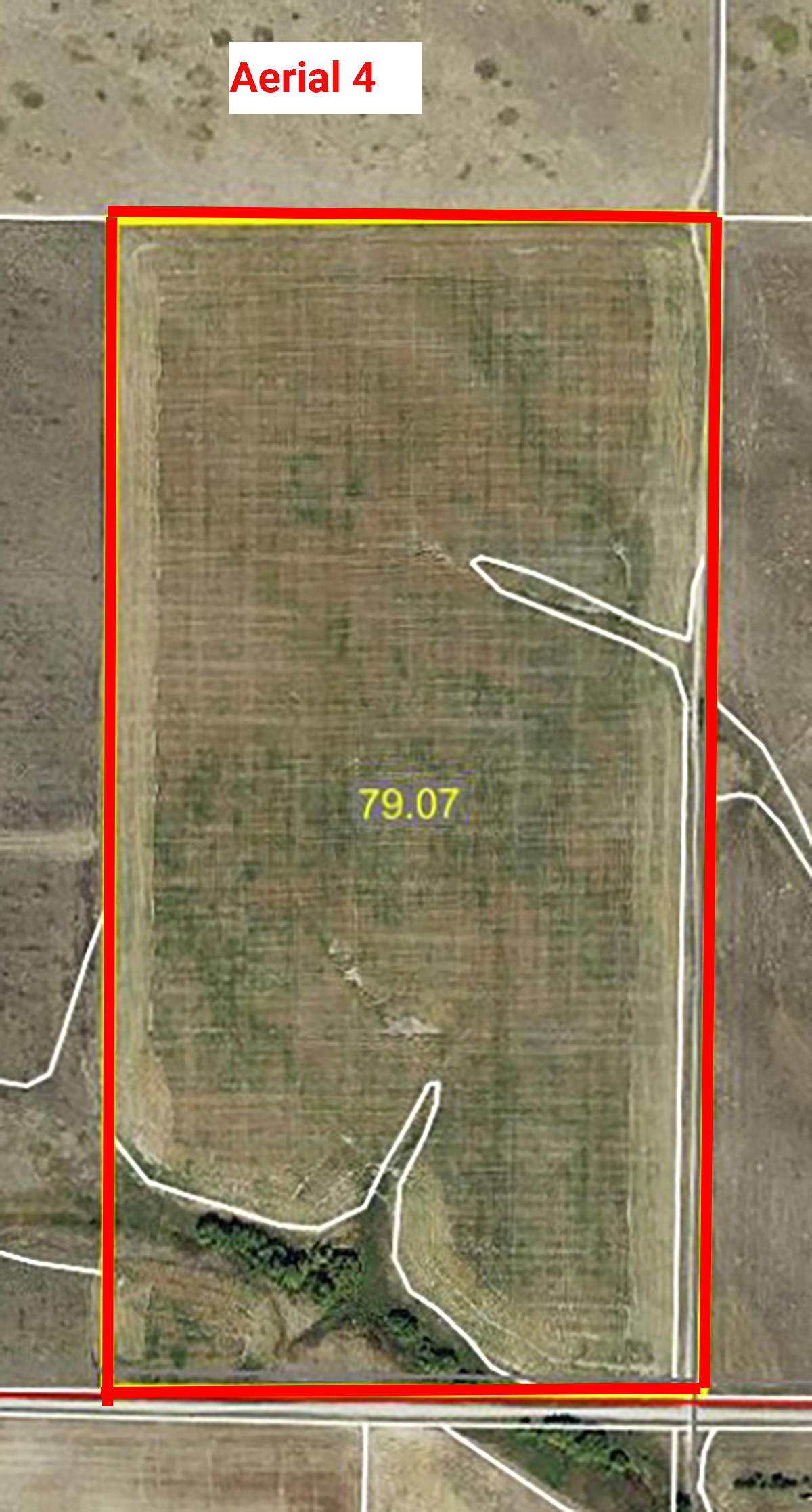 Aerial Map Tract 4