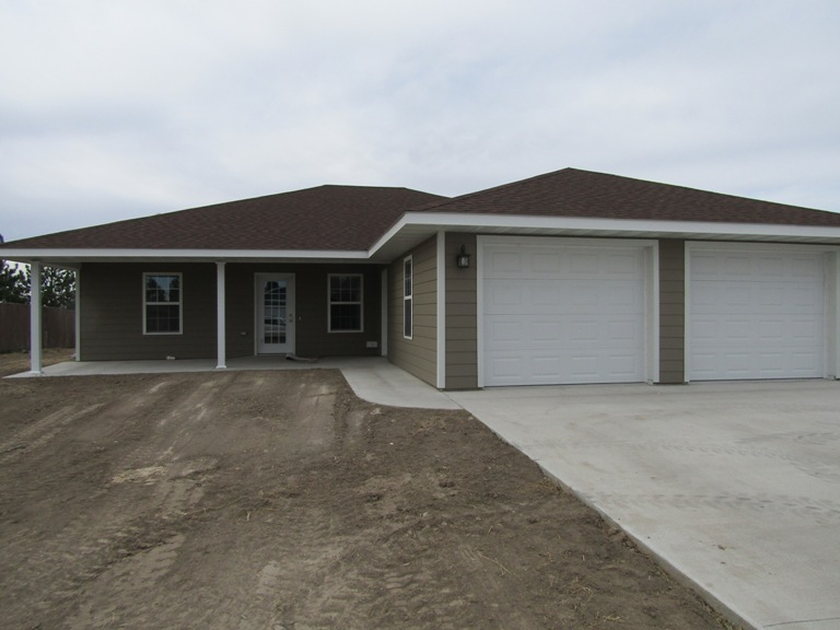 New built homes in Davis Addition Colby, Kansas