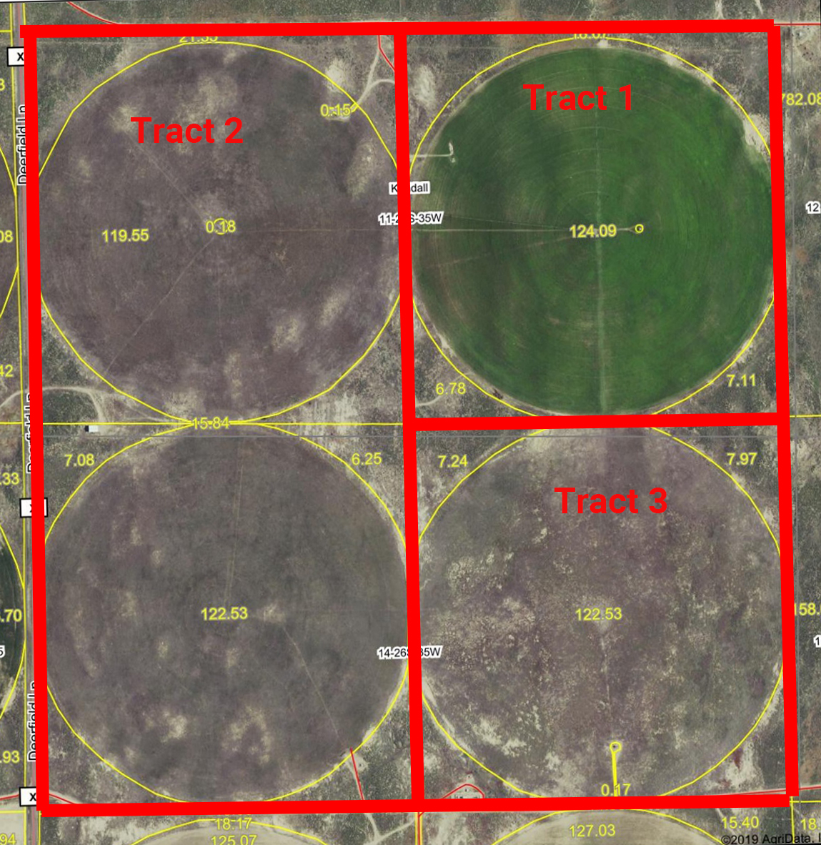 Aerial Map 1-3