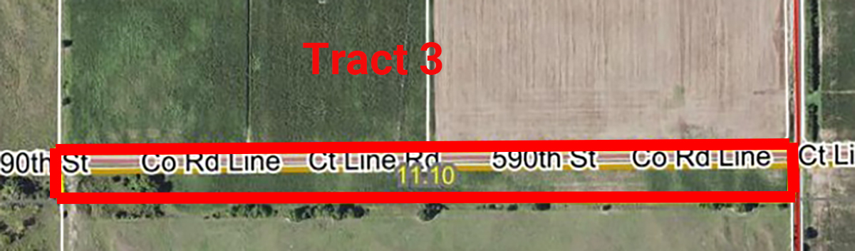 Aerial Map Tract 3_Hawthorne