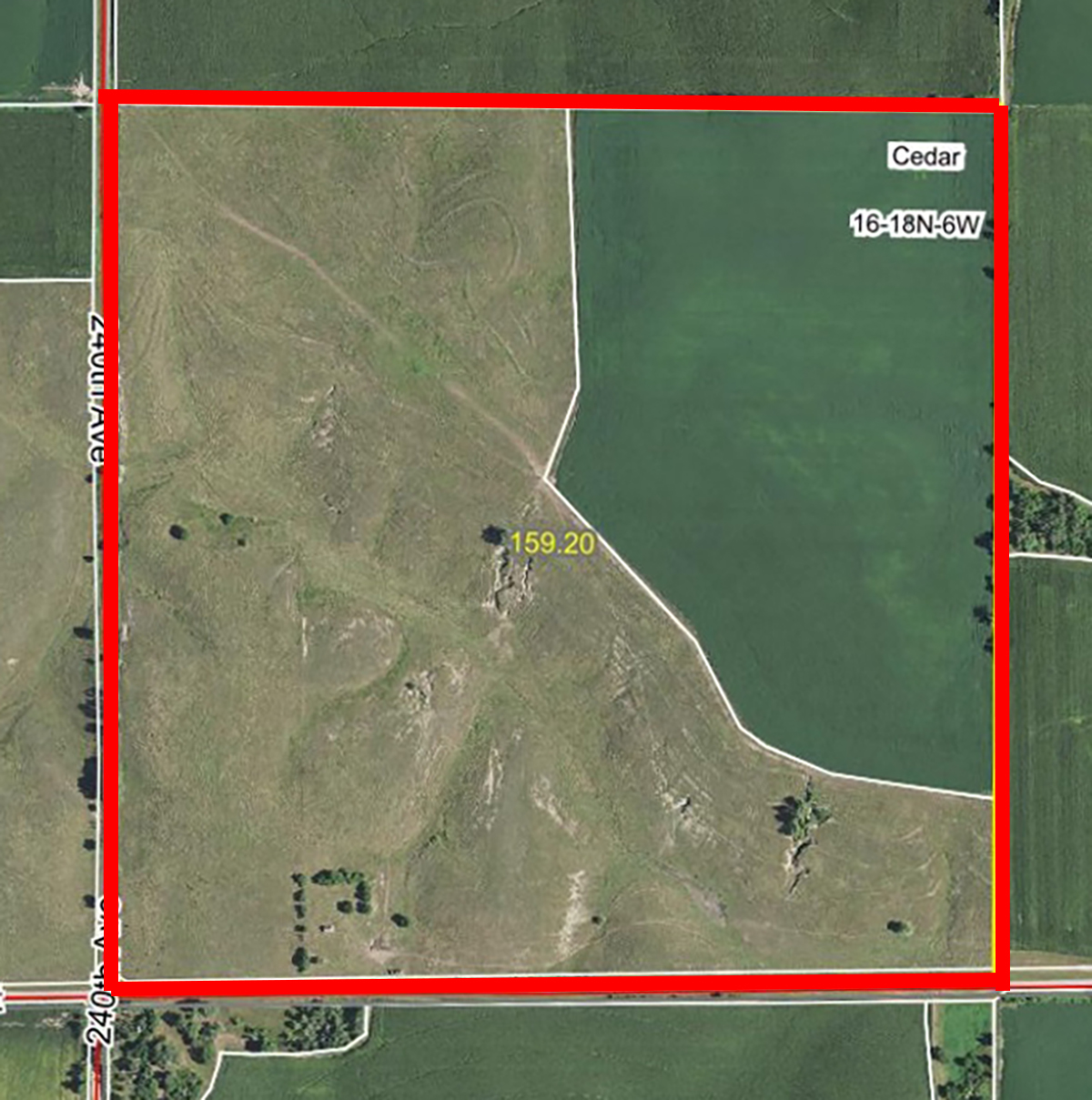 Aerial Map_Brengelman