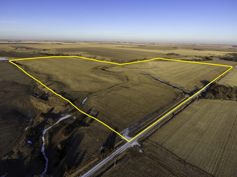 116.16+/- Acres York County, Nebraska