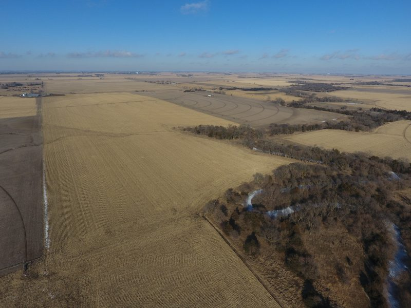 200+/- Acres Hamilton County, Nebraska