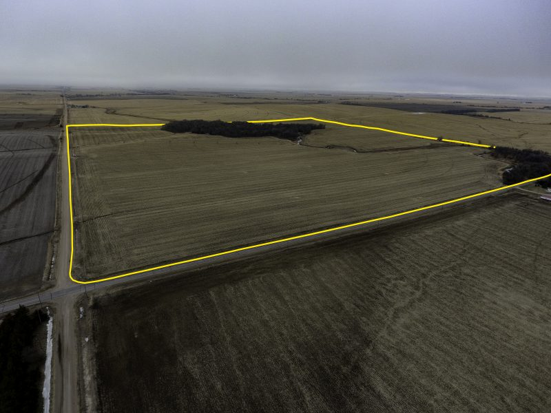159.74+/- Acres Hamilton County, Nebraska