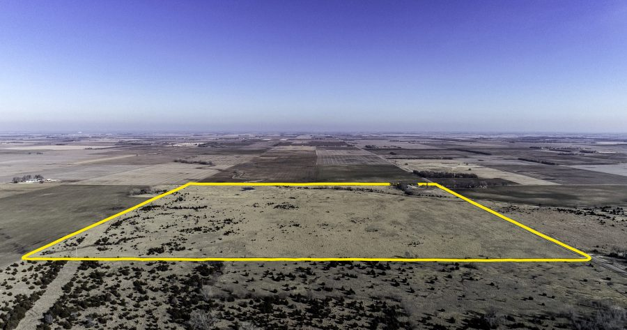Land Auction 158.34+/- Acres Reno County, Kansas