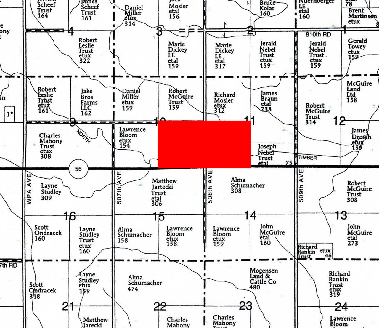 Plat Map_BIR-1002