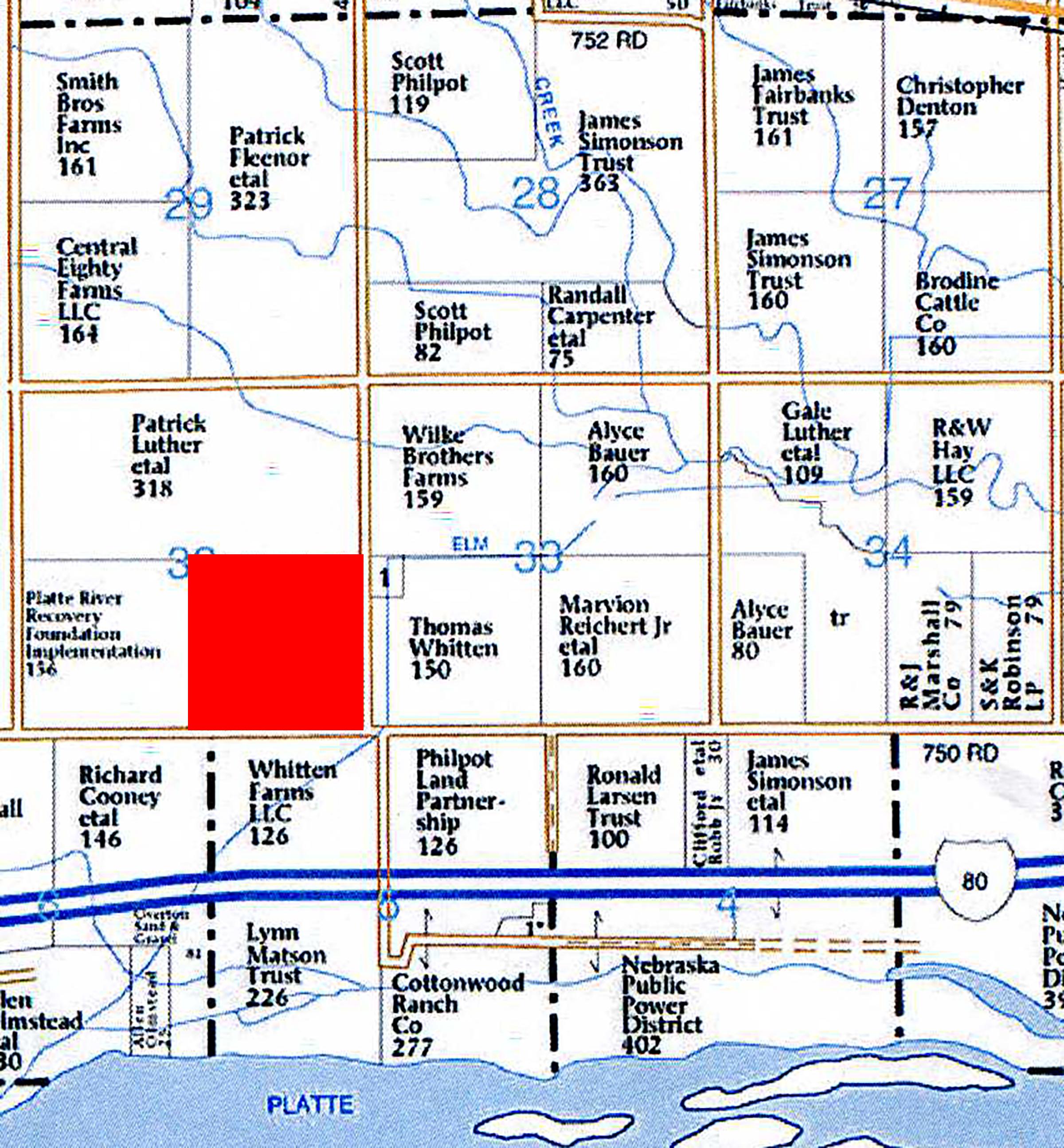 Plat Map_BIR43