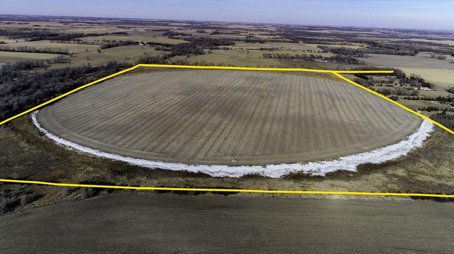 121+/- Acres Madison County, Nebraska