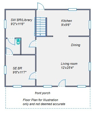 200 S Mission floor plan