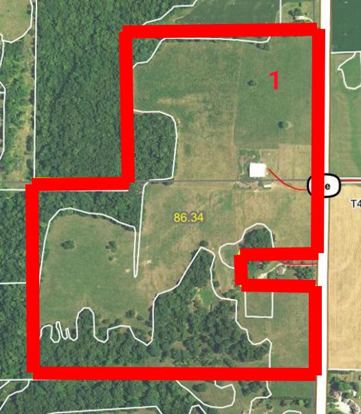 Aerial Map Tract 1BIR51