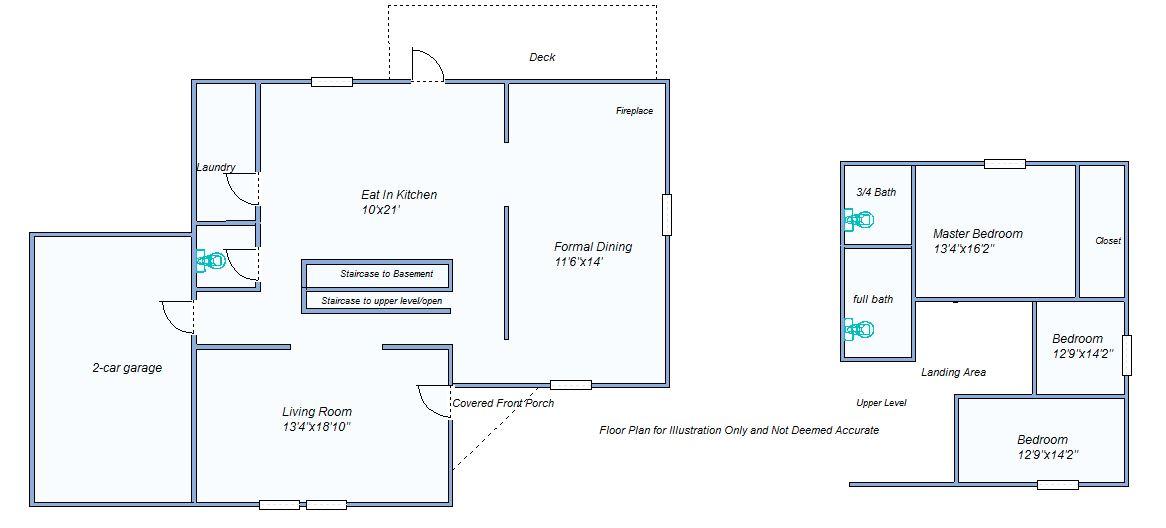 Floor Plan 345 E Plum