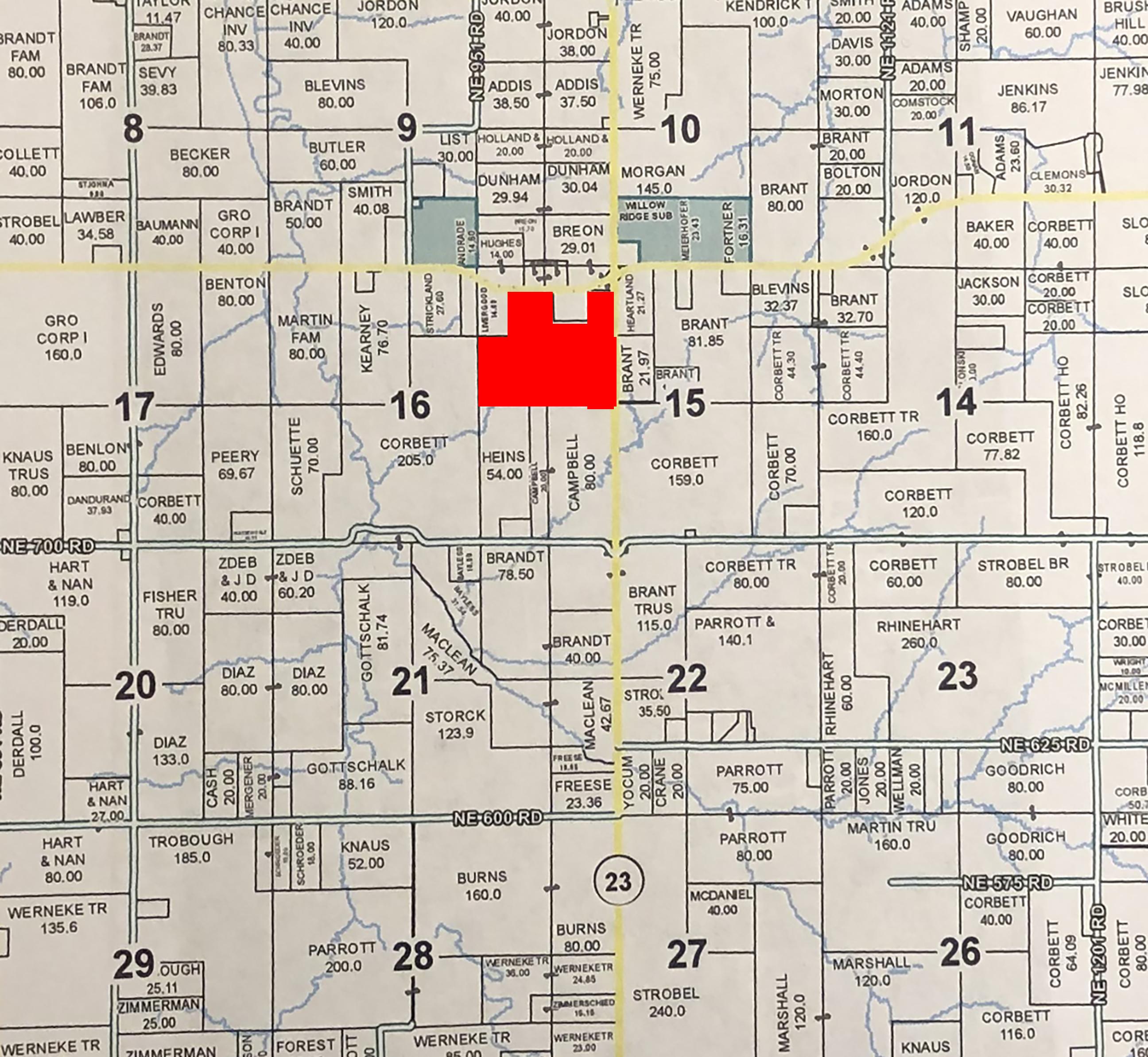 Plat Map_BIR1007