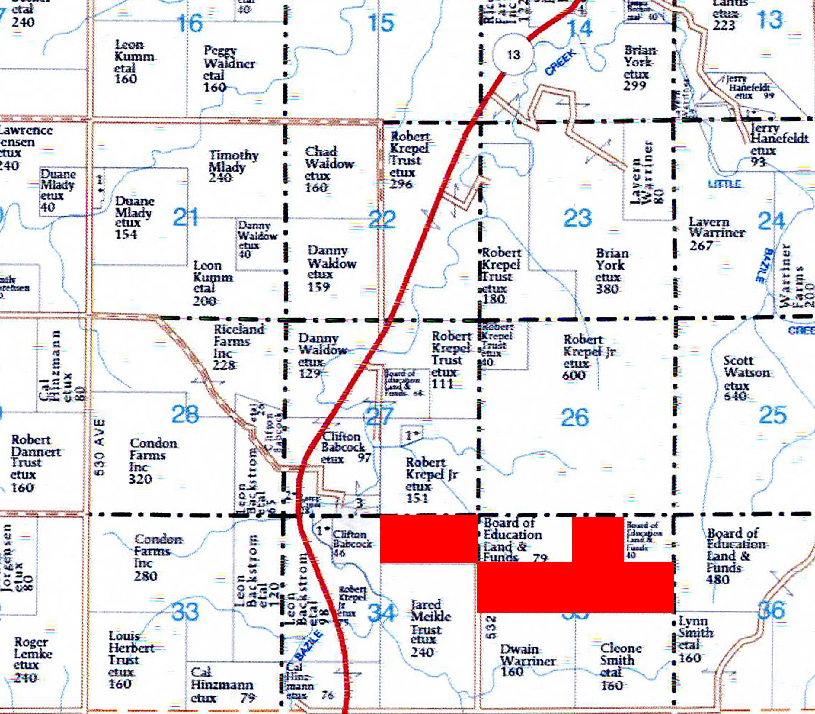Plat Map-BIR1010