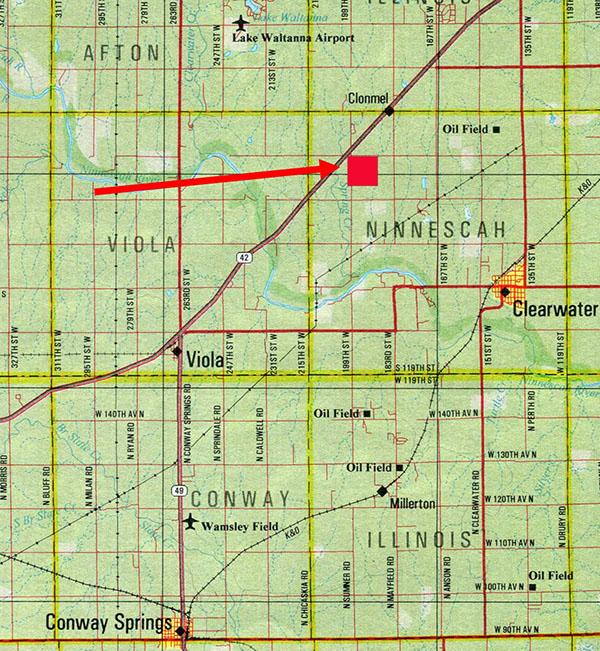 Location Map BIR-59