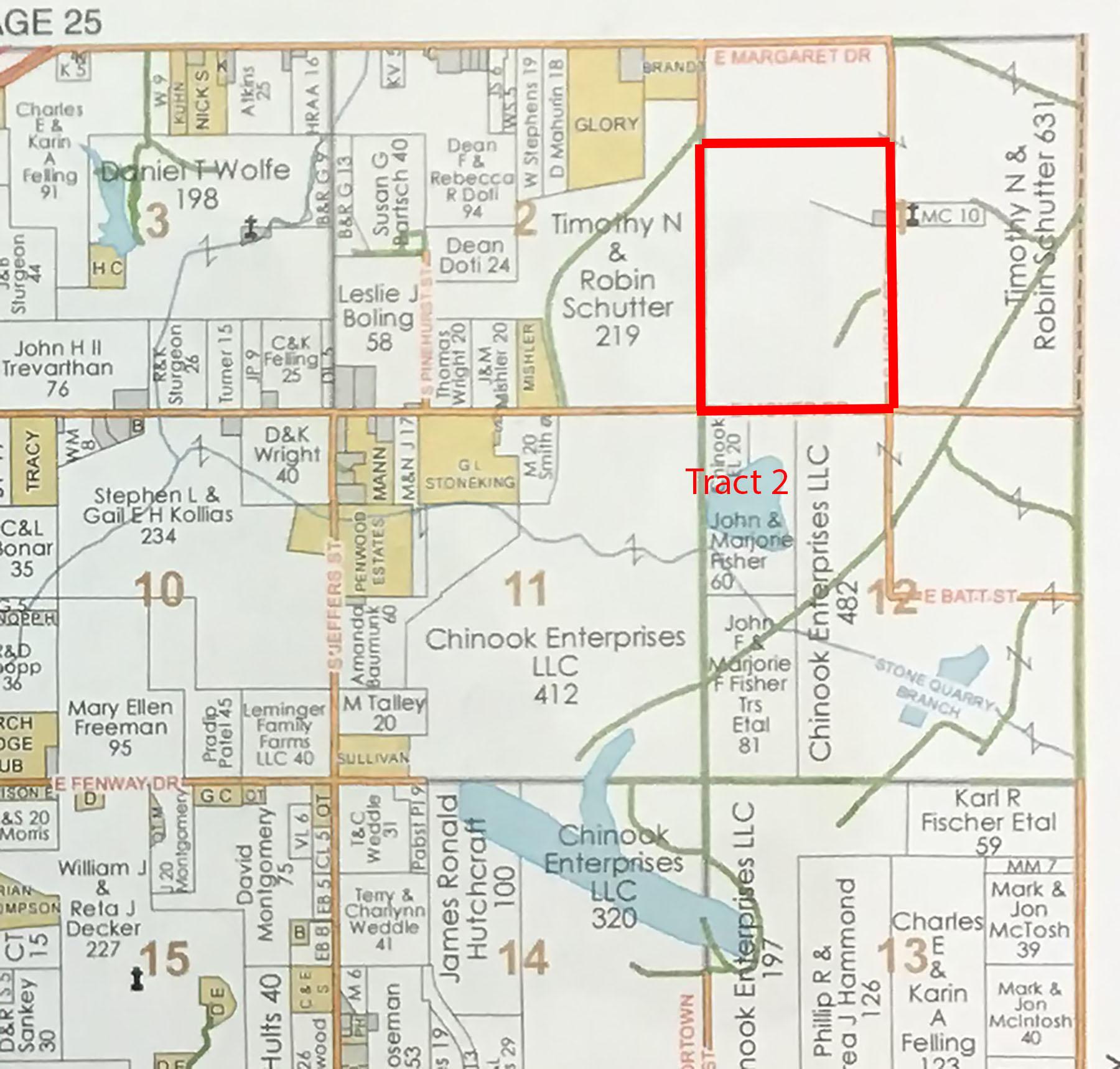 Plat Map 2-52