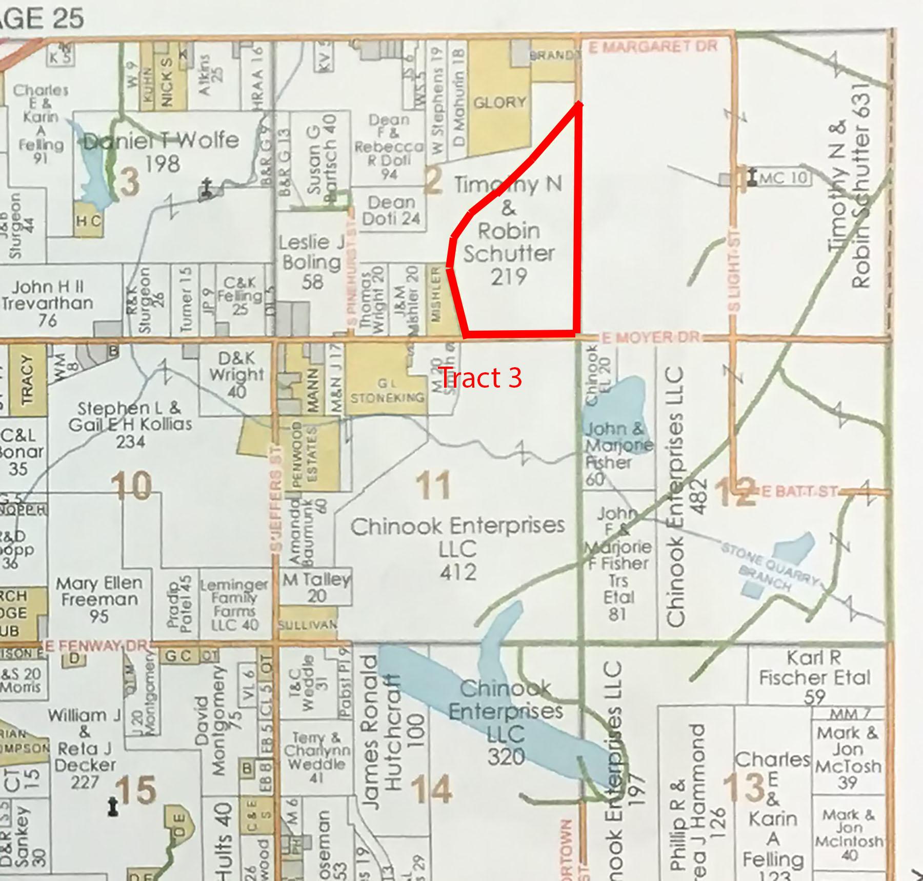 Plat Map 3-52