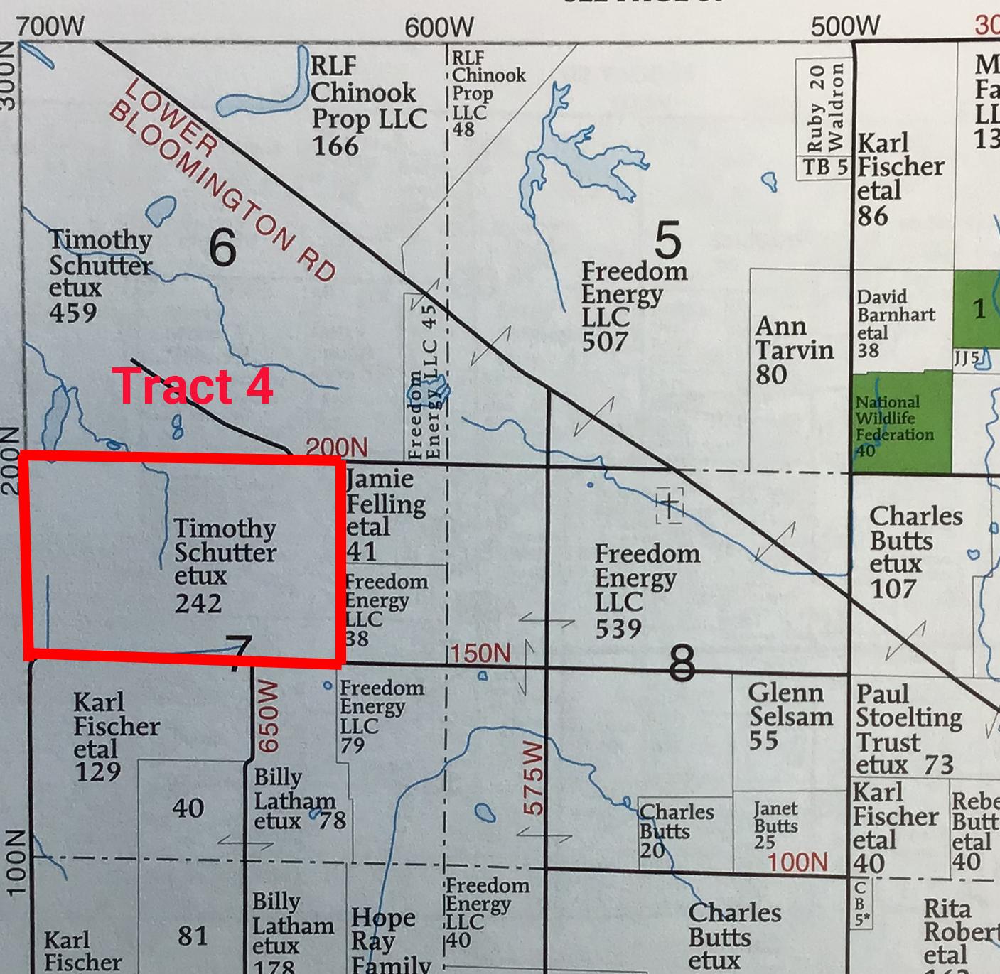 Plat Map 4-52