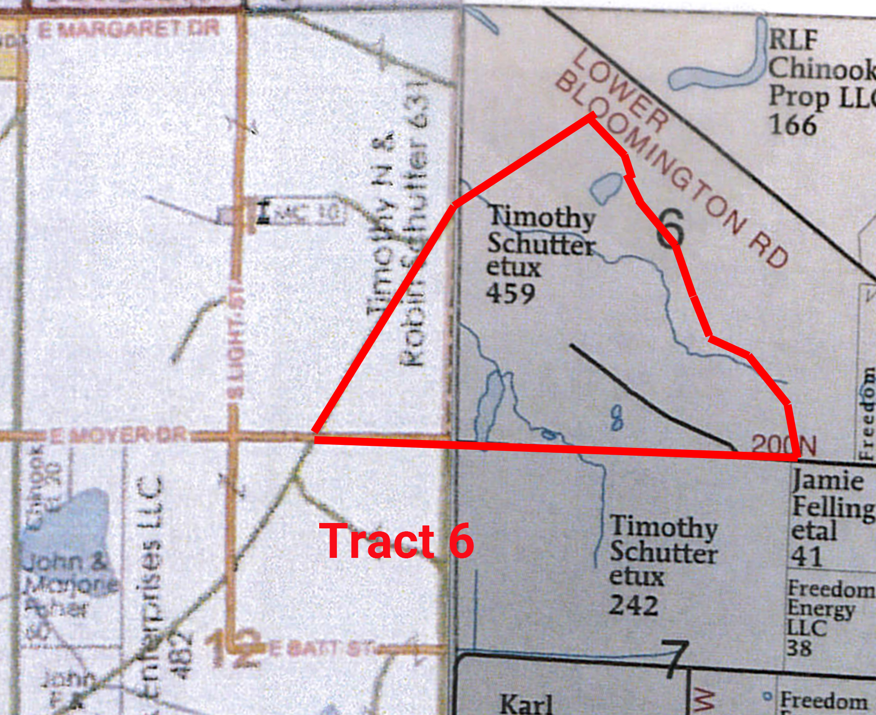 Plat Map 6-52