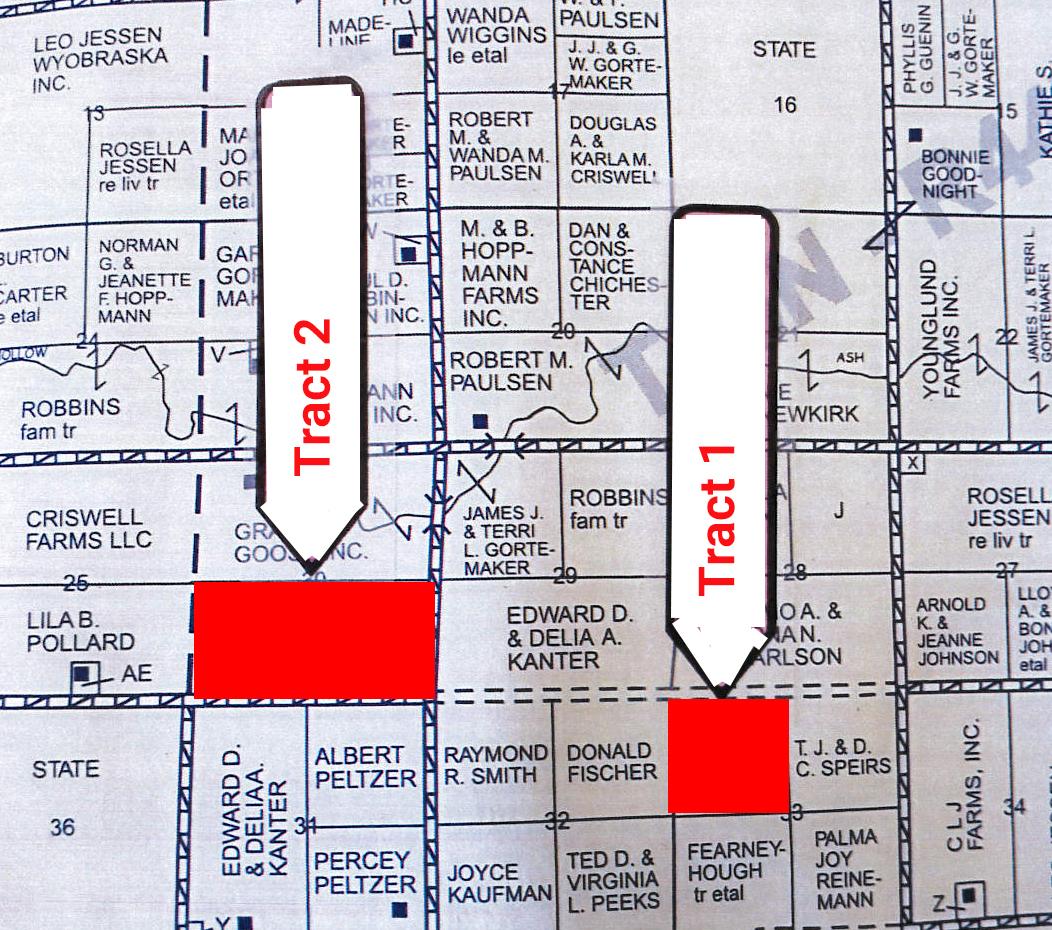 Plat Map BIR-1021