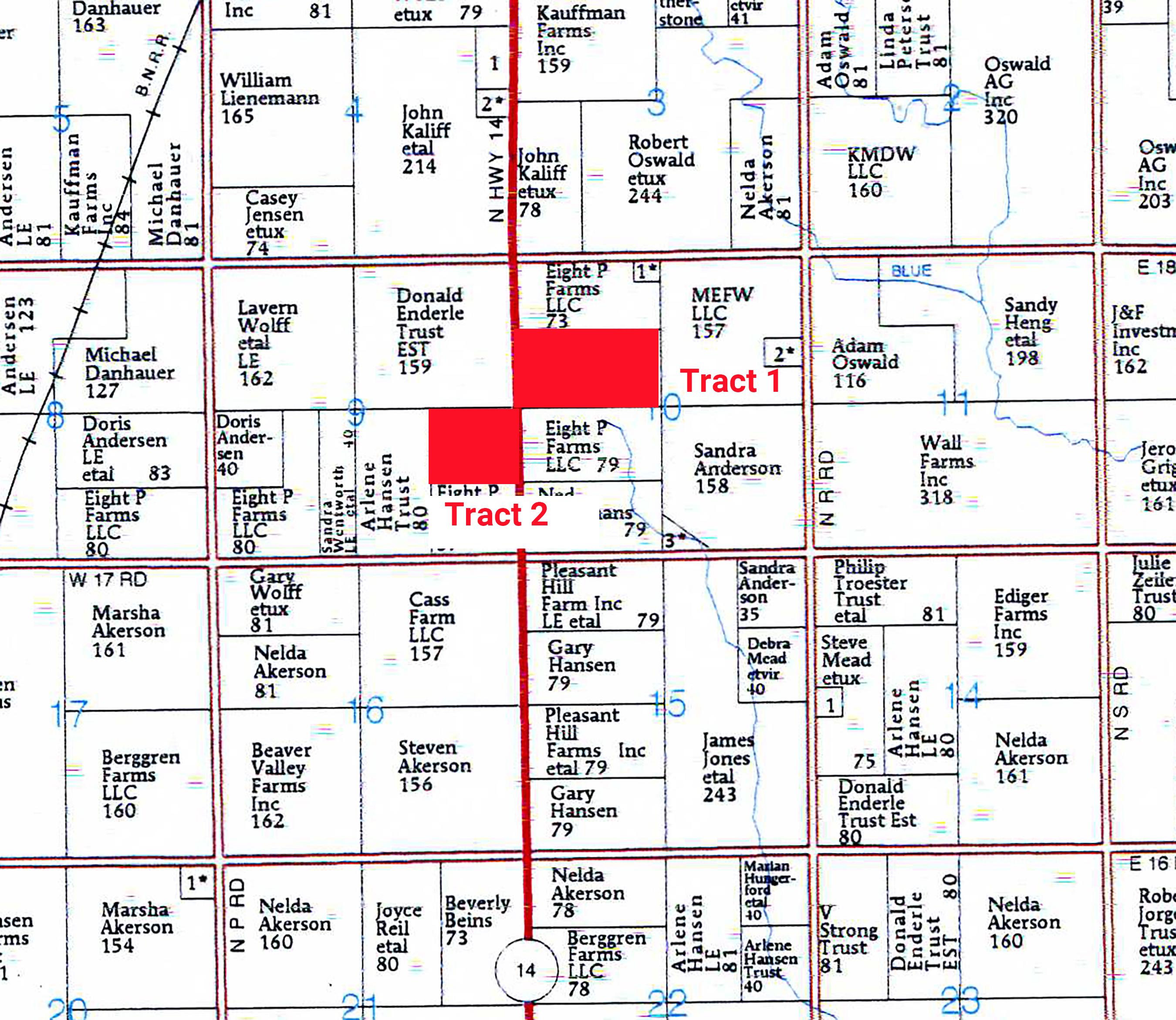 Plat Map BIR-56