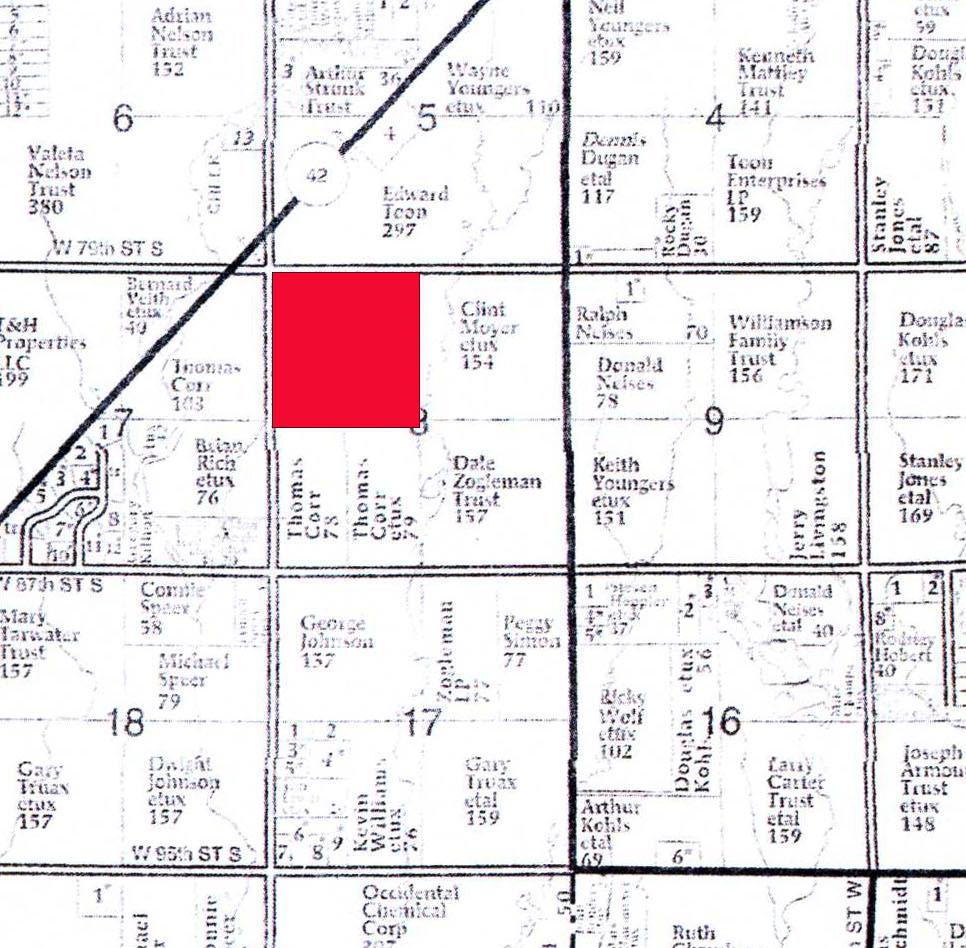 Plat Map BIR-58