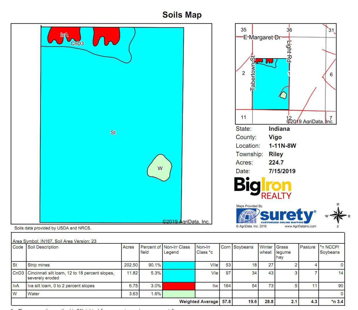 Soil Map 2-52