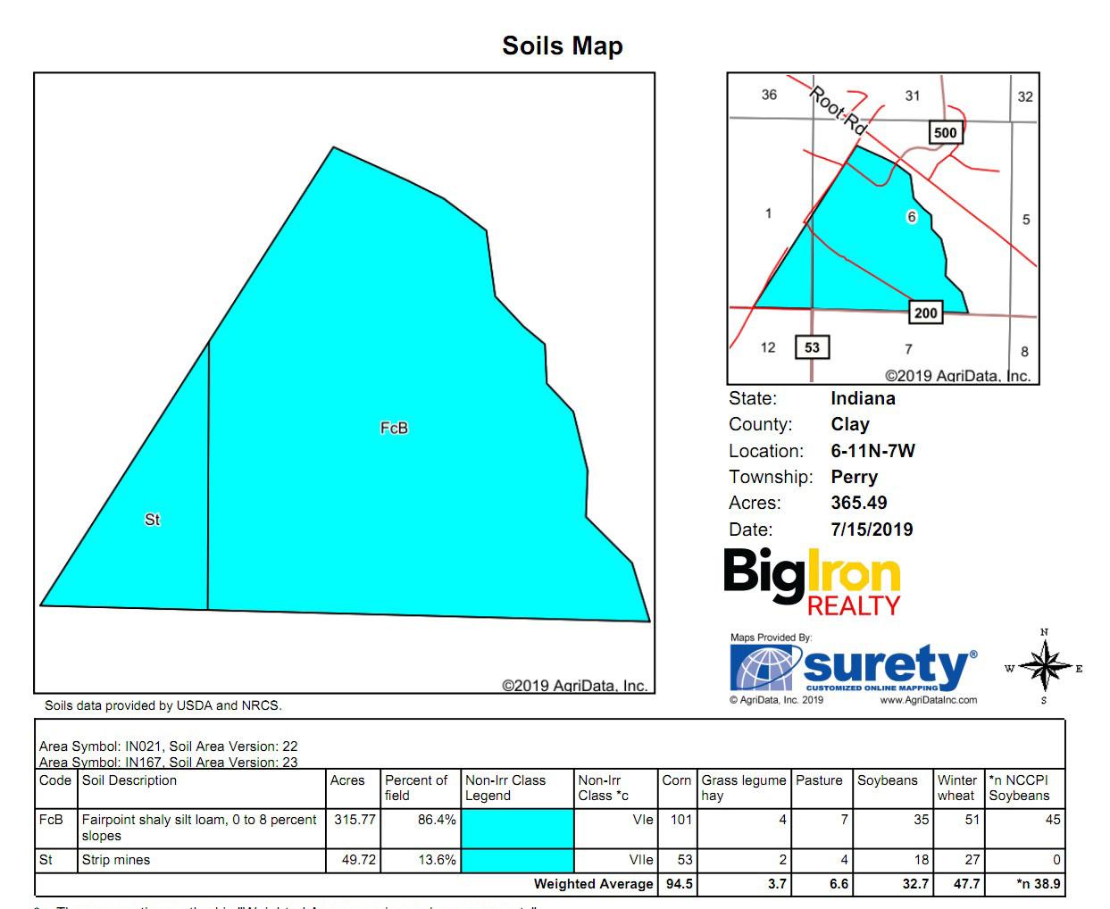 Soil Map 6-52