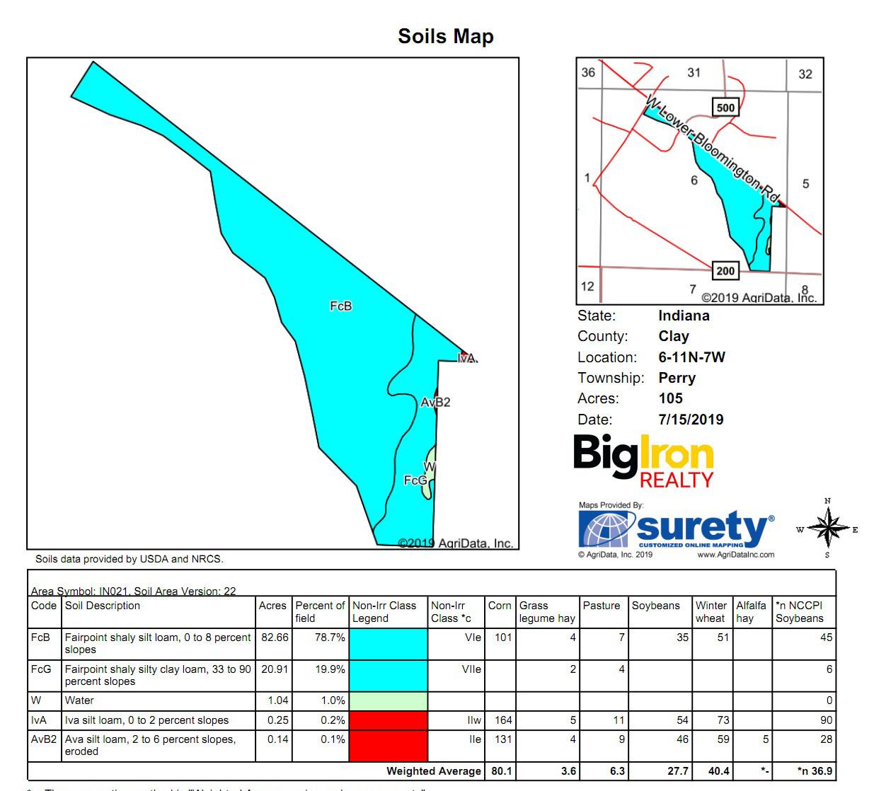 Soil Map 7-52