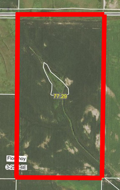 Aerial Map BIR1014
