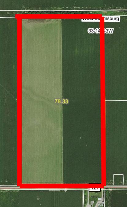 Aerial Map-BIR1027