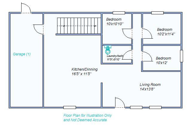 Floor Plan 1161 Summer Sun