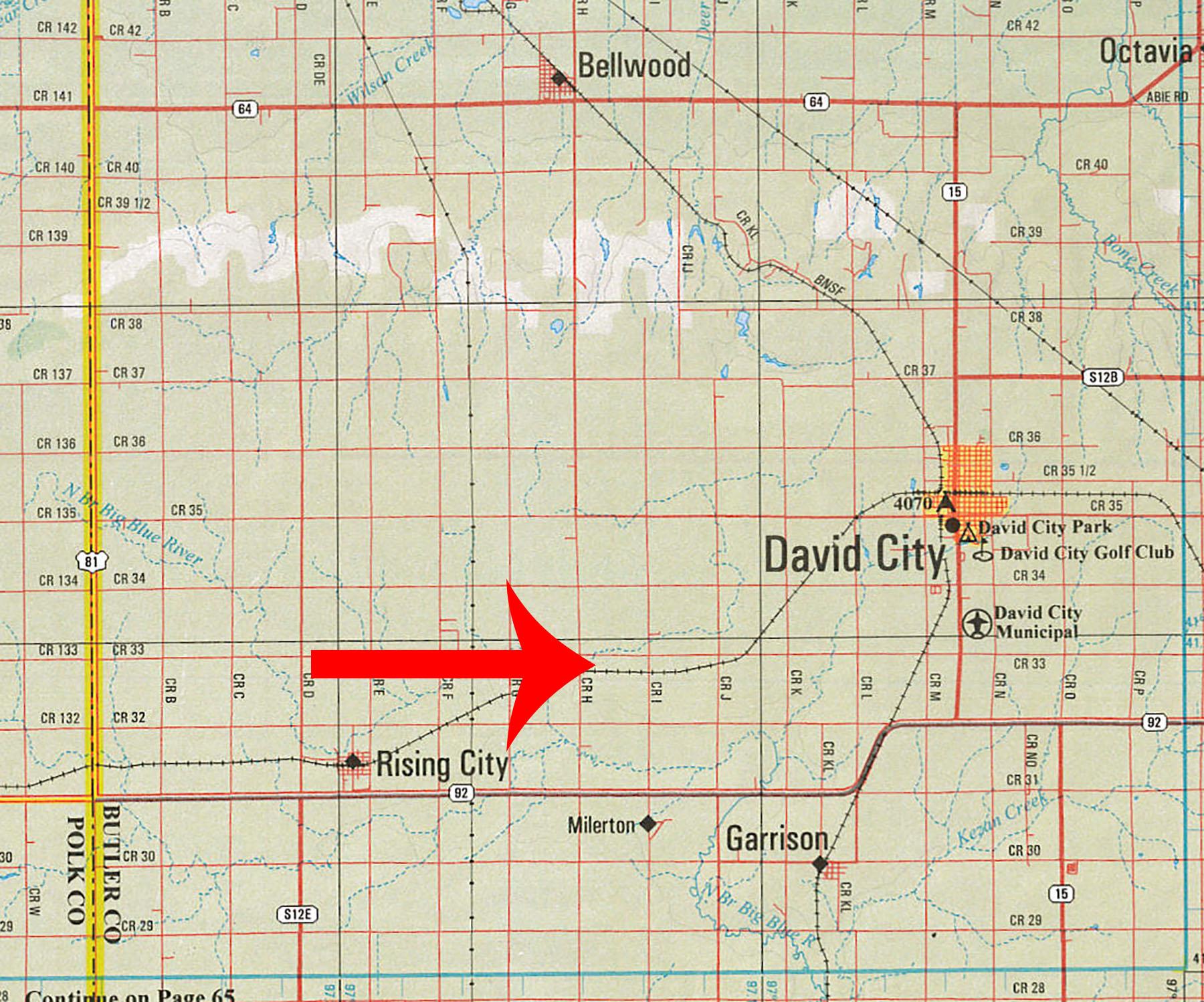 Location Map 1-BIR62