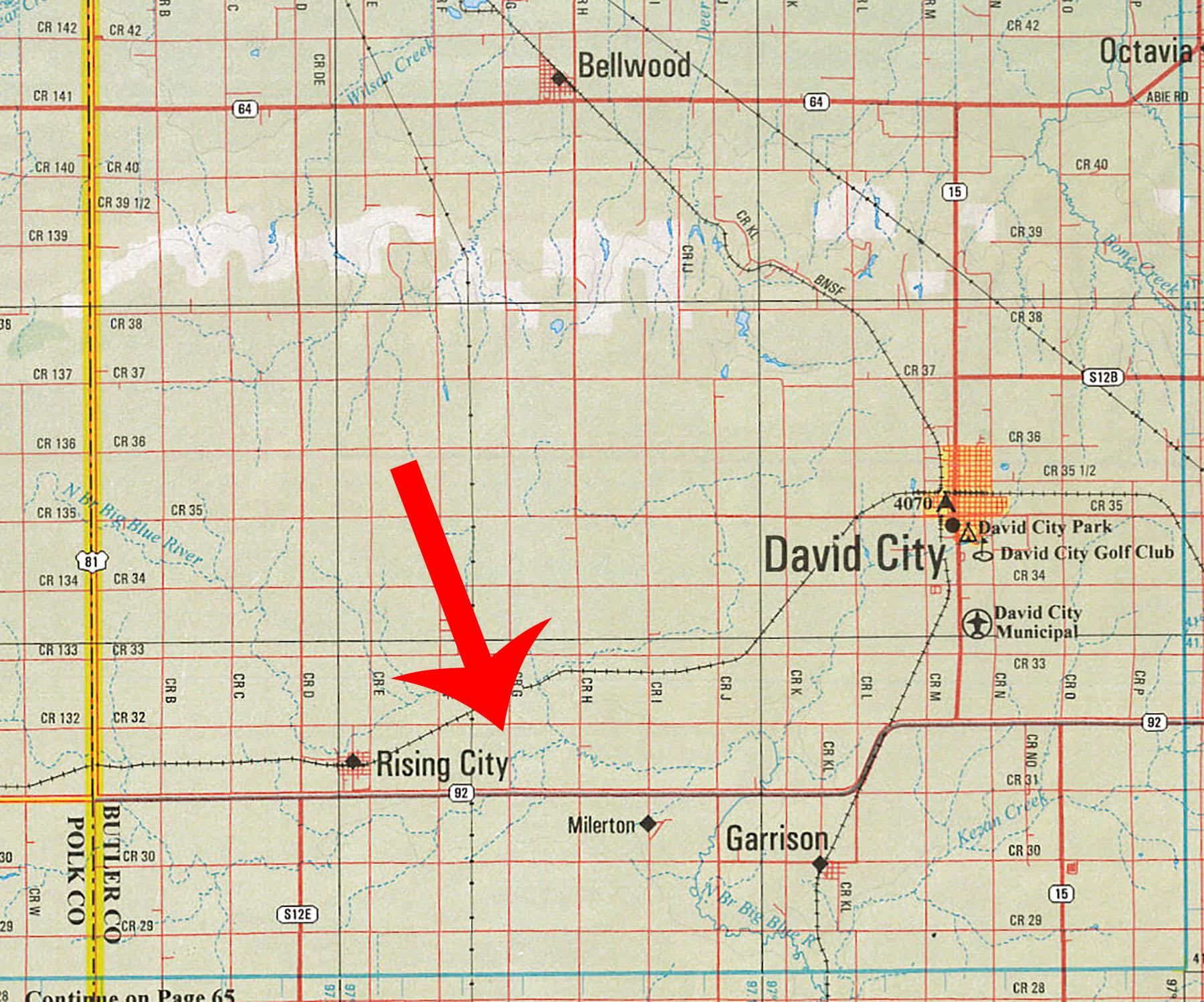 Location Map 3-BIR62