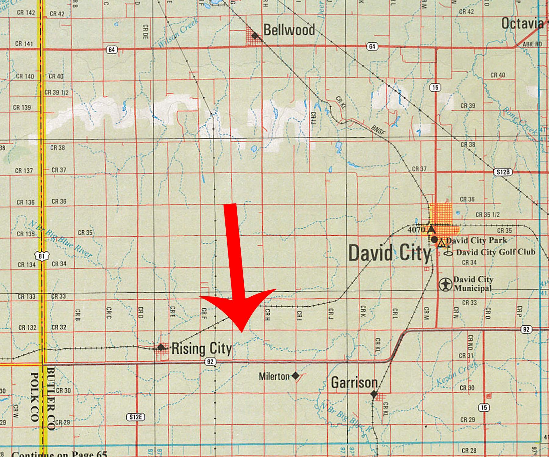 Location Map 4-BIR62